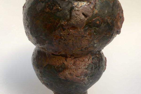 raku fired ceramic